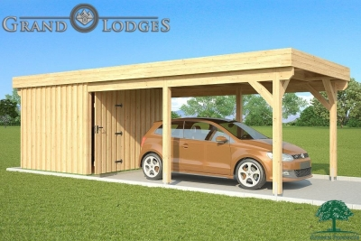 grand lodges carport - 1014 - 3.3m x 7.8m - 01