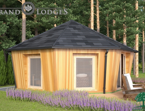 Deluxe Camping Pod – 0810 – 6.5m x 6.5m