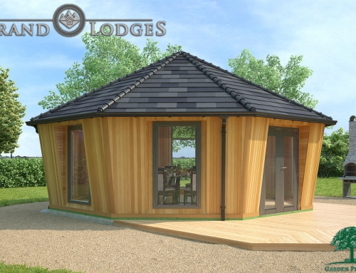 Deluxe Camping Pod – 1689 – 6.5m x 6.5m