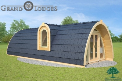 grand lodges campingpod - 1308 - 4.0m x 9.6m - 01