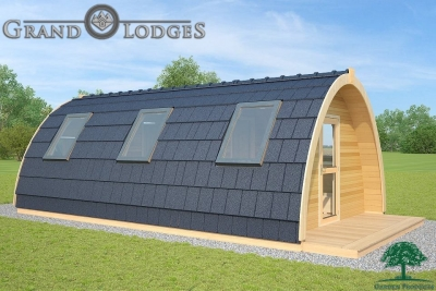 grand lodges campingpod - 1335 - 4.0m x 7.2m - 01