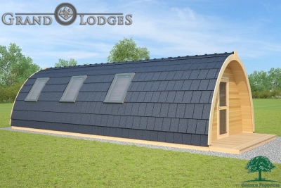 grand lodges campingpod - 1336 - 4.0m x 9.6m - 01