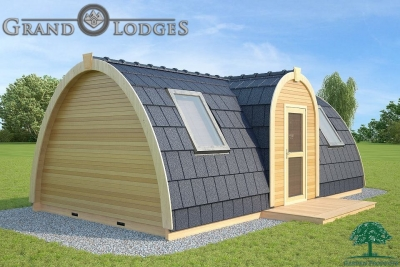 grand lodges campingpod - 1338 - 7.2m x 4.0m - 01