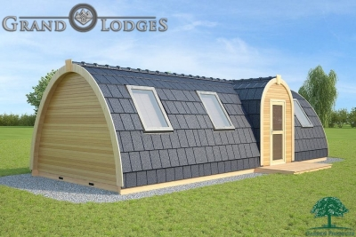 grand lodges campingpod - 1339 - 9.6m x 4.0m - 01