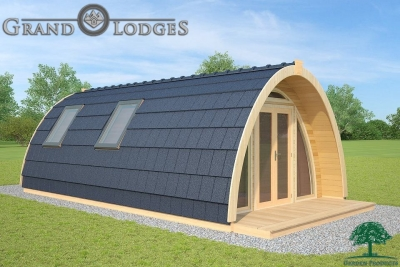 grand lodges campingpod - 1341 - 4.0m x 7.2m - 01