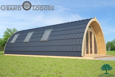 grand lodges campingpod - 1342 - 4.0m x 9.6m - 01