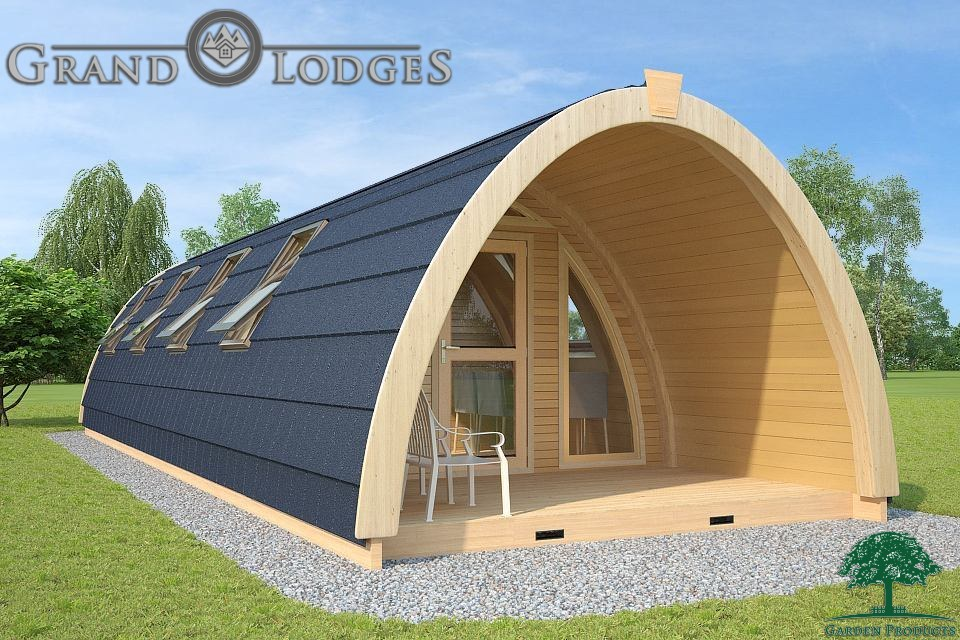 grand lodges campingpod - 1343 - 4.0m x 12.0m - 01
