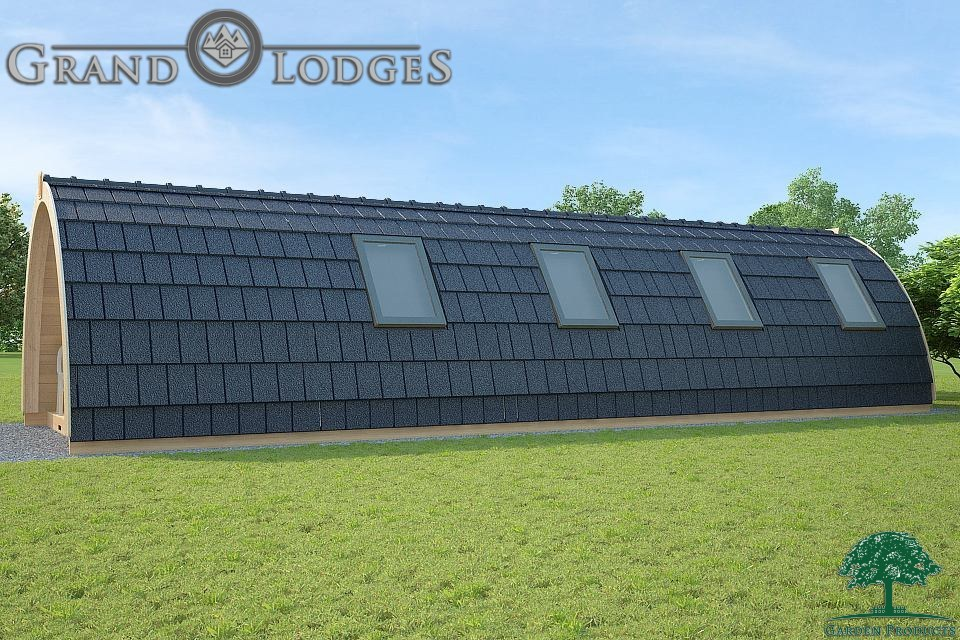 grand lodges campingpod - 1343 - 4.0m x 12.0m - 02