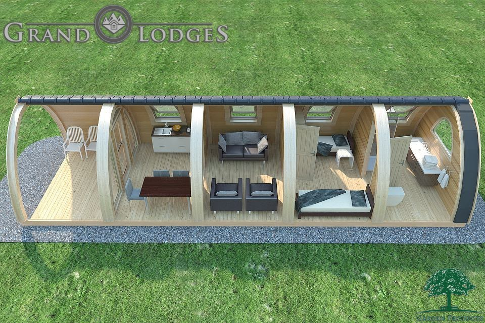 grand lodges campingpod - 1343 - 4.0m x 12.0m - 03