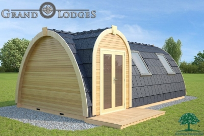 grand lodges campingpod - 1347 - 7.2m x 4.0m - 01