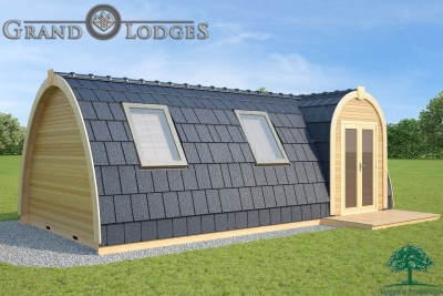 grand lodges campingpod - 1350 - 7.2m x 4.0m - 01
