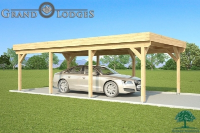 grand lodges carport - 1011 - 4.0m x 7.8m - 01