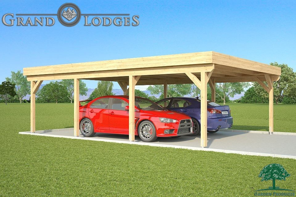 grand lodges carport - 1013 - 5.7m x 7.8m - 01