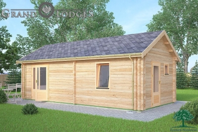 grand lodges log cabin - 0635 - 4.0m x 8.0m - 01
