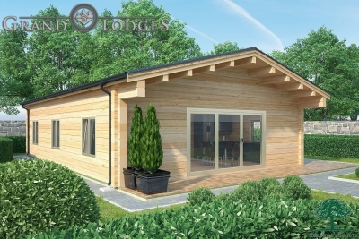 grand lodges log cabin - 0909 - 10.0m x 11.0 - 01