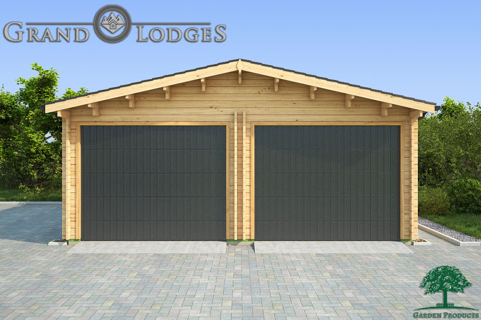 grand lodges log cabin Sydney - 6.0m x 6.0m - 03