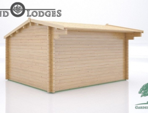 GP Bespoke Log Cabin – 2469 – 4.19m x 3.59m – Elbec Body
