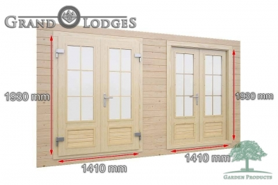 grand lodges 146 1930mm x 1410mm 146