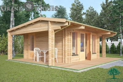 Insulated Garden Office - Lismore 4.0m x 5.0m - 0537