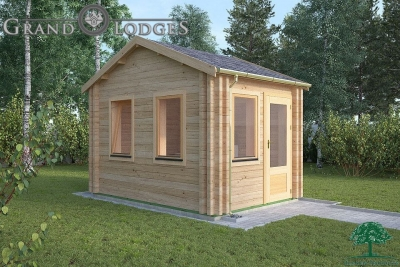 Insulated Garden Office - Tiree 2.5m x 3.5m - 0541