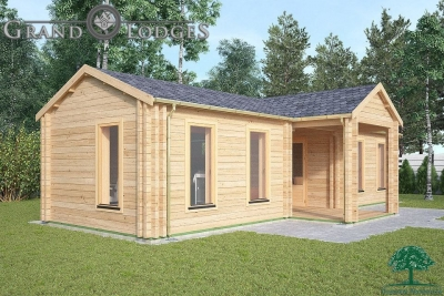 Insulated Garden Office - Belfast 10.5m x 5.0m - 0543